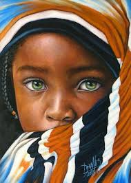 this time i have compiled few paintings by this artist paintings by dora depict lots of emotions of children especially of african origin