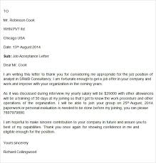 acceptance of job offer letter job offer accept military bralicious co
