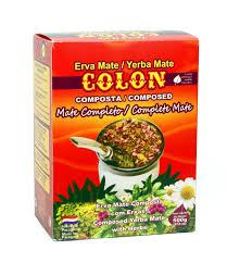Купить Yerba Mate <b>Colon</b> Compuesta - Mate <b>Completo</b> 500g с ...