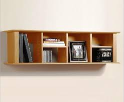 image of wall mounted bookcase ikea