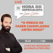 Lucas Castro - Camuflatrix - Photos