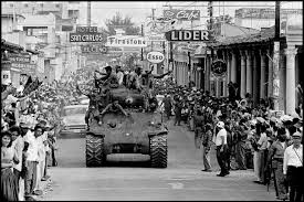 remembering the n revolution msnbc fidel castro 8217 s revolutionary troops captured tanks ride into the city of