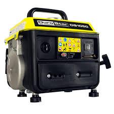 Durostar 950 Watt Gas Powered Recoil Start Portable CARB Approved