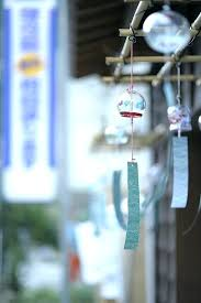 vintage japanese glass wind chimes glass wind chimes blow a glass wind chime and paint it