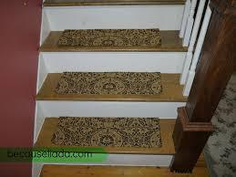 Carpet treads for steps Custom Diy Carpet Stair Treads Because Liada Make Your Own Carpet Stair Treads Because Liada