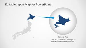 Japan Map Template For Powerpoint Slidemodel
