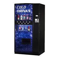 Used Pepsi Vending Machines Beauteous Used Dixie Narco 48E Live Display Soda Machine