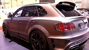 2018 bentley bentayga interior. perfect bentley 2018 bentley bentayga mansory black limited luxury features  exterior and  interior first look hd for bentley bentayga interior i