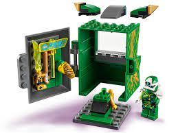 Avatar Lloyd - Arcade Kapsel 71716   NINJAGO®