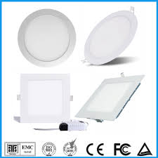 E Light Led Lighting Hot Item 3 Years Warranty 6w 12w 15w 18w Led Panel Light Fixtures Dimming Ceiling Panel Lights Round Square Recessed Led Light Home Lamp