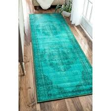 the curated nomad vintage area rug overdyed rugs