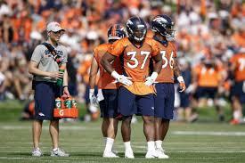 Broncos Depth Chart 2018 Royce Freeman On The Broncos Depth Chart We Cant Focus