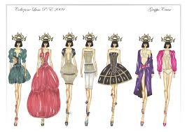 Famous Designs By Fashion Designers Young Designers Timeless Design
