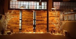 Church Stage Design Ideas wooded glow