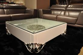 White Lacquer Coffee Table Vig Furniture Versus Emma White Lacquer Modern Coffee Table