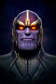 Thanos-Phone-Wallpaper - Android Red ...