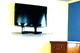 tv floating shelf shelf under mounted shelf under mounted shocking ideas television wall mounts with shelves