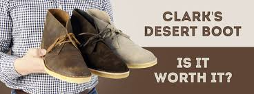 Is It Worth It Iconic Clarks Desert Boot Gentlemans Gazette