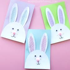 it makes a great afternoon easter craft and is sure to delight anyone who receives it as a cute diy easter card