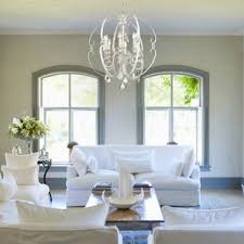 Image result for chandeliers in a white room