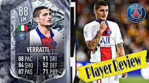 MARCO VERRATTI |MCO BESTIAL| PLAYER REVIEW FIFA 21 - YouTube