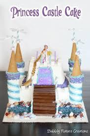 Princess Castle Cake Sprinkle Some Fun