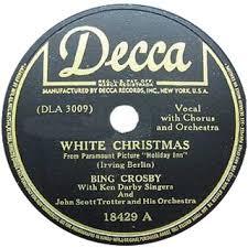 White Christmas Song Wikipedia