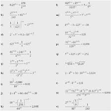 exponential equations and inequalities exercise 2
