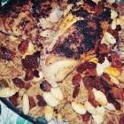 al kabsa   traditional saudi rice    chicken  dish