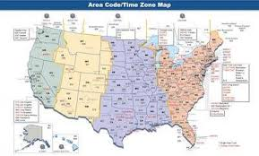Pst To Est Chart Time Zones Map Of Us Showing Est Cst Mst Pst Time