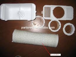 indoor dryer vent lint trap kit