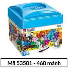 Đồ chơi xếp hình lắp ráp ghép hình ❤️kiểu Lego ❤️ cho trẻ em bé