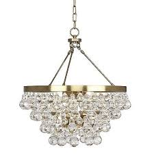 bling chandelier semi flushmount