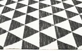 black white geometric wool rug miss black white geometric wool rug black and white geometric pattern
