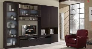 Wall Units Terrifike Living Room Cabinet Design Wooden Showcase