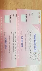 Free Tiket Tiket Free Pass Xxi Pakuwon City Tickets Vouchers Gift