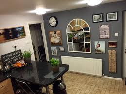 Kitchen Feature Wall Kitchen Feature Wall In Crown City Break And Spotlight Paints Art