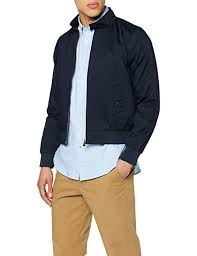 <b>Merc London</b> Mens Retro Harrington Jacket at Amazon Men's ...