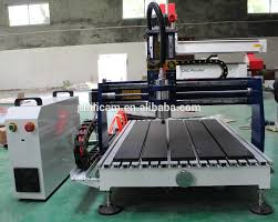 advertising cnc router table top milling machine for