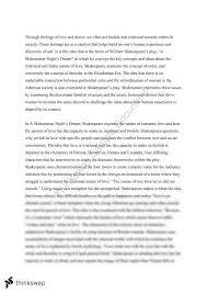 essay on a midsummer nights dream year hsc english essay on a midsummer nights dream