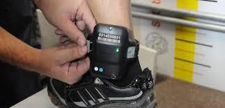 Resultado de imagem para proibido usar tornozeleira eletronica
