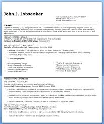 Resume Objective Entry Level Unique Civil Engineering Resume Civil