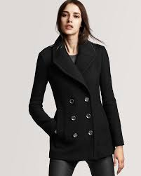 what to combine the pea coat with women s style