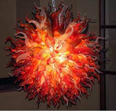 home decoration contemporary hand blown glass cheap contemporary lighting