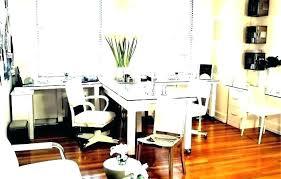 double desks for home office. Double Desk Home Office Desks For