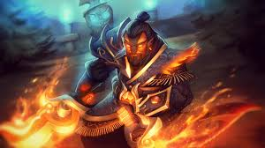 photos dota 2 ember spirit warriors fantasy games flame