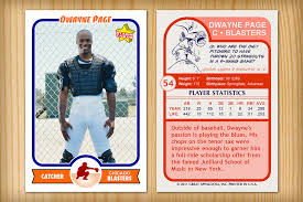 custom baseball cards all sizes retro 75 custom baseball card flickr photo sharing