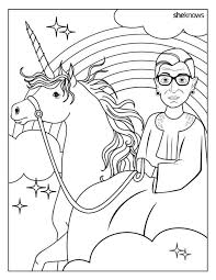 It can double as a thanksgiving craft and learning activity to help children think about specific blessings in their lives. 21 Printable Coloring Sheets That Celebrate Girl Power Huffpost Life