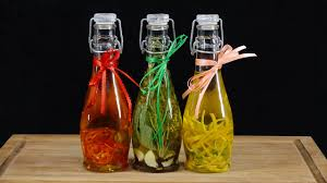 Decorative Infused Oil Bottles Infused Olive Oils YouTube 69