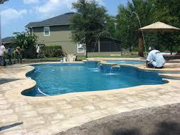 fiberglass pools san antonio above ground pools cost round designs fiberglass swimming pools san antonio texas